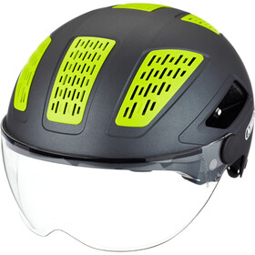 ABUS Hyban 2.0 Ace Casco, titan